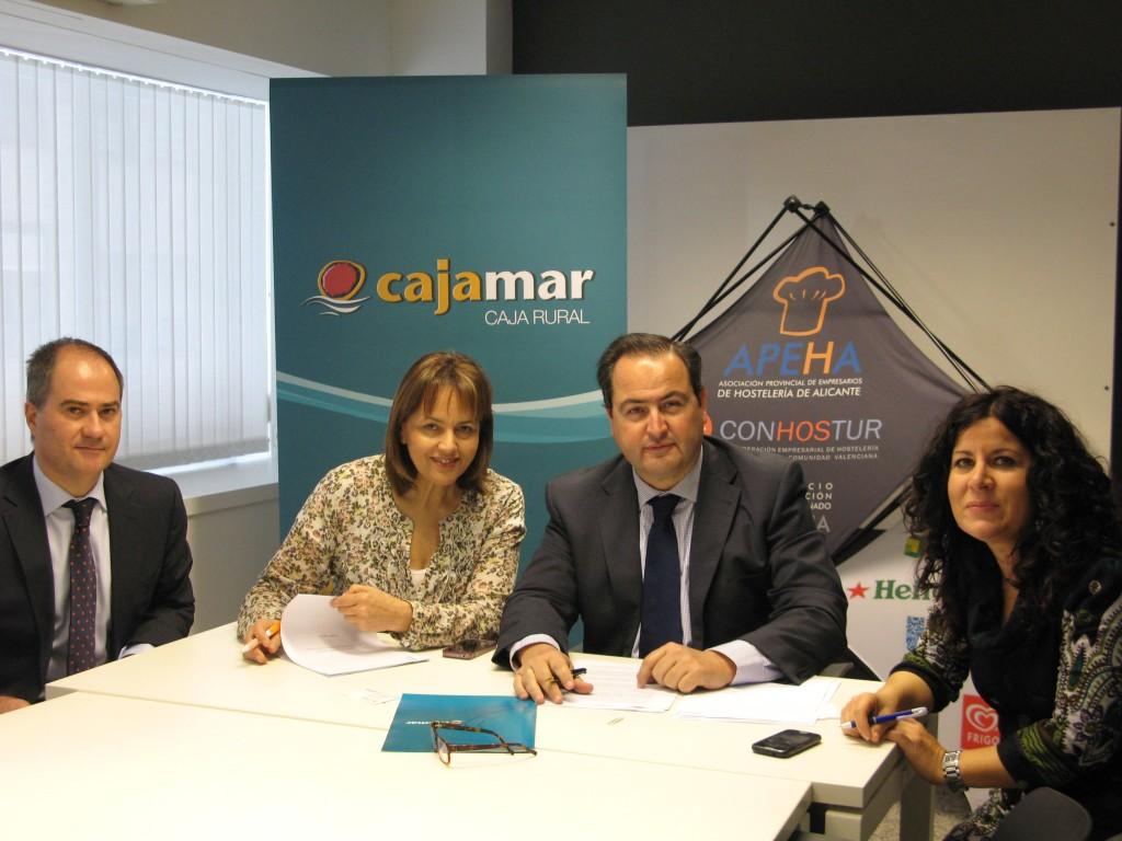 Firma CAJAMAR