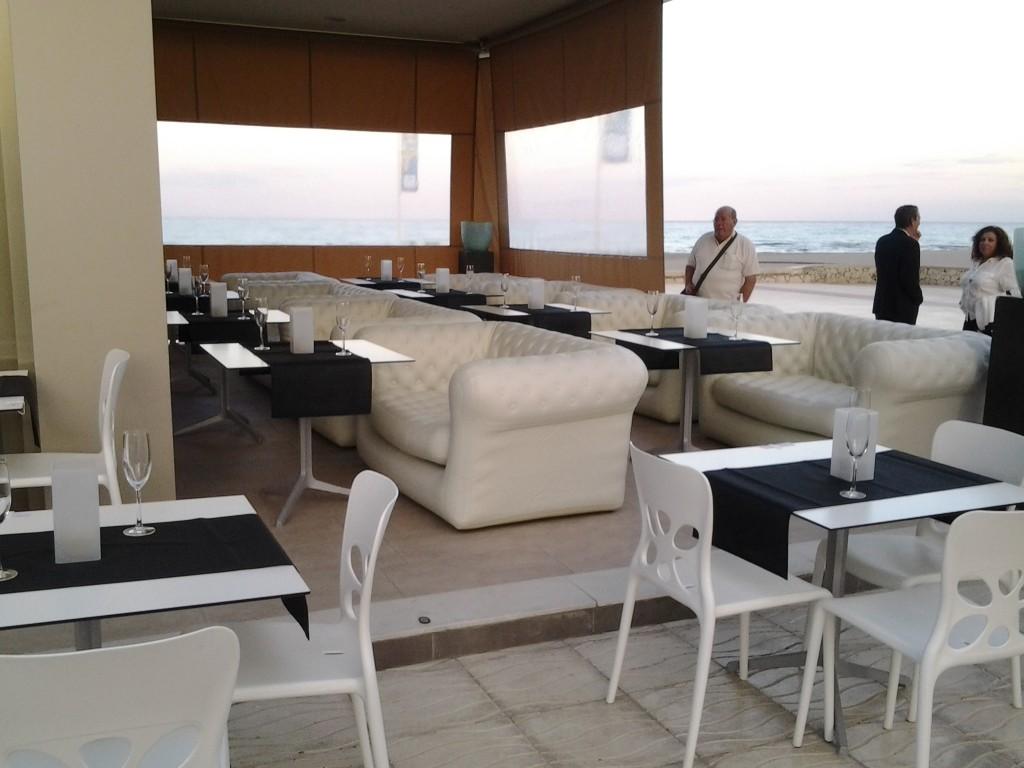 Terraza Xaloc Lounge