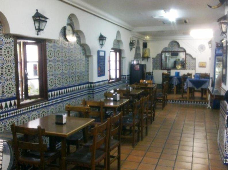 Parte interior de la Cervecería Portabella