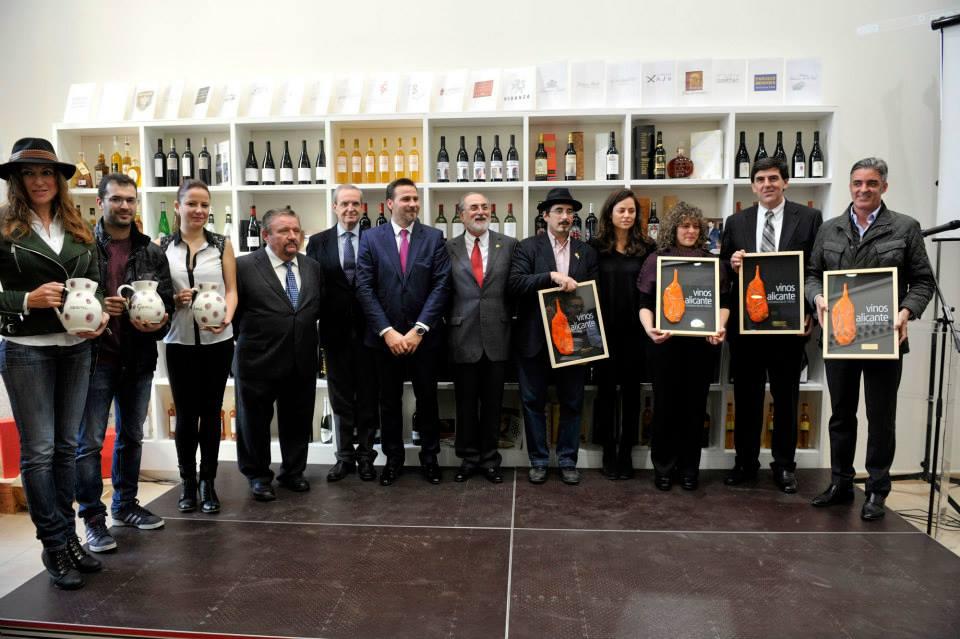 Premiados Winecanting 2013