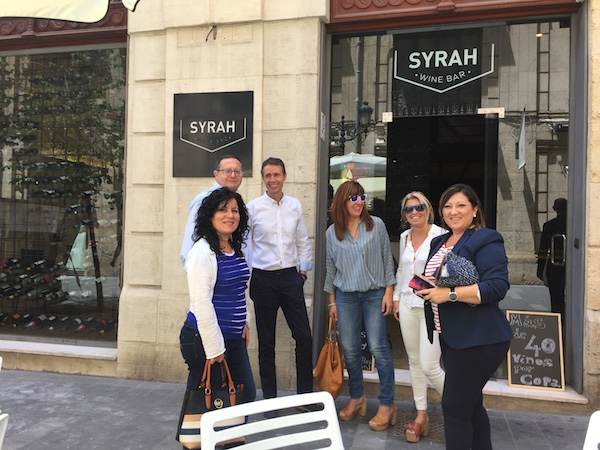 Syrah Wine Bar