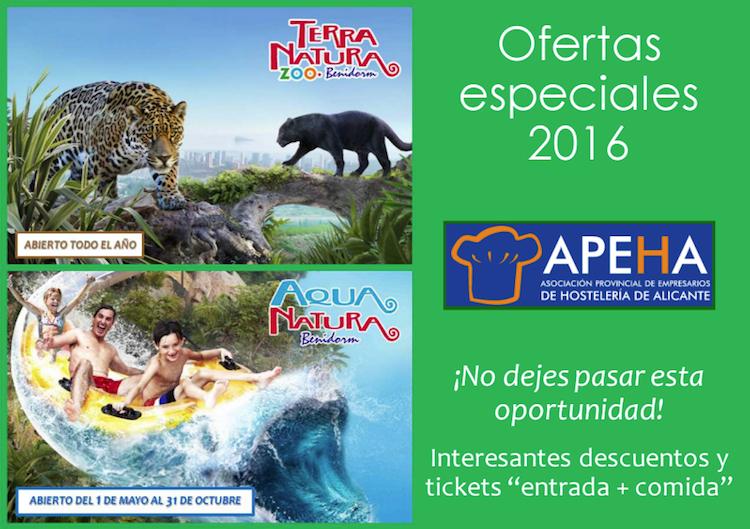 ofertas-terra-natura-aqua-natura-benidorm-socios-apeha-hosteria-alicante