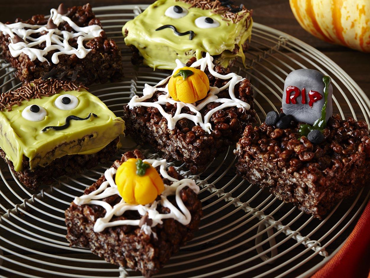 dulces-de-halloween-de-arroz-inflado